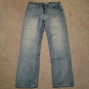 Men's BKE 32L light blue jeans